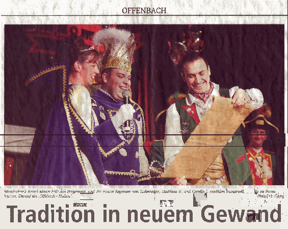 18.01.2010 Offenbach Post
